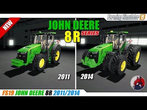 John Deere 8R 2014 v1.0.0.0