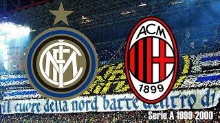 Video FC Internazionale vs AC Milan - Season 1999/2000 (Partido Completo/Full Match) MP3, 3GP, MP4, WEBM, AVI, FLV September 2019