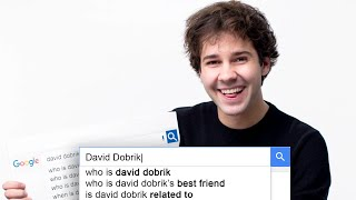 Video David Dobrik Answers the Web's Most Searched Questions | WIRED MP3, 3GP, MP4, WEBM, AVI, FLV Desember 2018