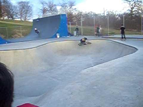 south park skate park