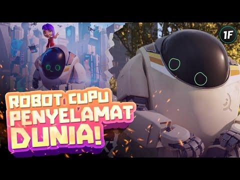 ROBOT YANG NGERTI PERASAAN MANUSIA! – ALUR CERITA FILM ANIMASI NEXT GEN 2018