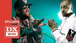 Drumma Boy Has His Own Issues With R. Kelly Over Beat Jacking