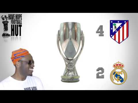Atletico Madrid 4-2 Real Madrid Post Match Analysis | European Super Cup Reaction