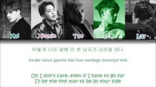 EXO - Call Me Baby (Korean ver.) (Color Coded HanRomEng Lyri...