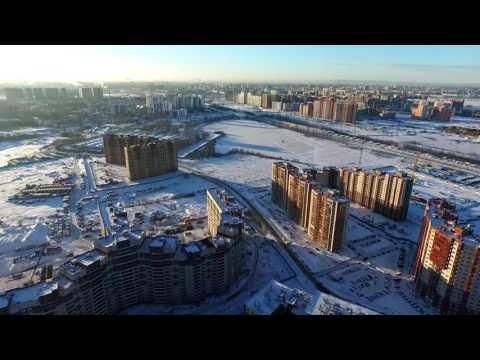 """Квартиры в ЖК """"Муринский Посад"""" в (СПБ), Всеволожский район"""