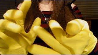 [ASMR] Sounds Of Latex Gloves