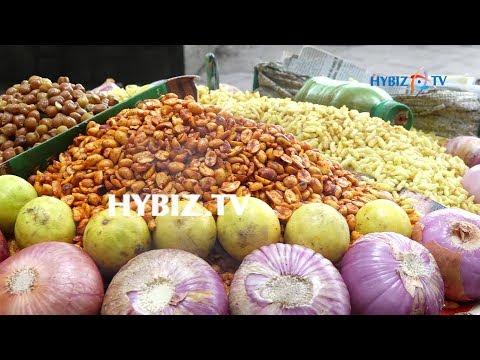 Maramarala Mixture Hyderabad Street Food