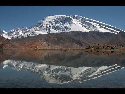 Karakul Lake Pamir of Pamir And Karakul Lake