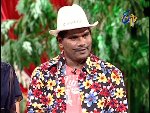 Jabardasth - ?????????  - Chammak Chandra Performance on 18th September 2014 19 September 2014 07 AM