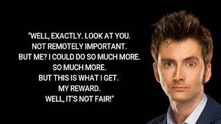 Video Doctor Who - The Greatest Speeches Volume Three (AUDIO BY THE BBC) MP3, 3GP, MP4, WEBM, AVI, FLV Maret 2019