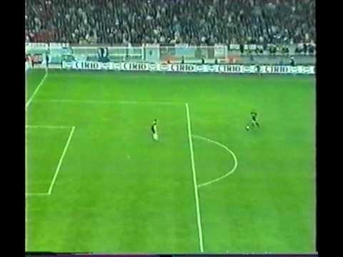 favoloso goal di ronaldo alla lazio - finale coppa uefa 1998