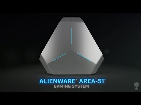 Alienware Area-51 – High-Performance Desktop Gaming – HD Trailer
