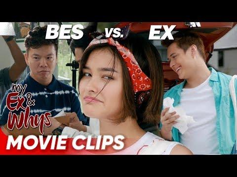 Bes vs  Ex, sino mas makakalamang? | 'My Ex and Whys' | Movie Clips