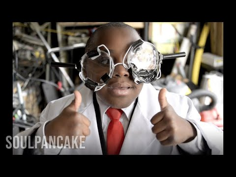 How To Be An Inventor! | Kid President