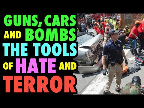 Guns, Cars, & Bombs: The Tools of HATE and TERROR (видео)