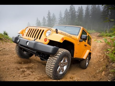 2012 Jeep Wrangler Pentastar review: a faster smoother more powerful classic