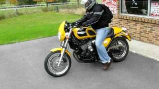 9. Triumph Thunderbird Sport with Pipes