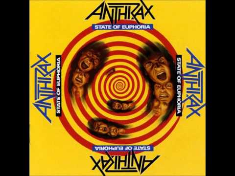 Tekst piosenki Anthrax - Out of sight, out of mind po polsku