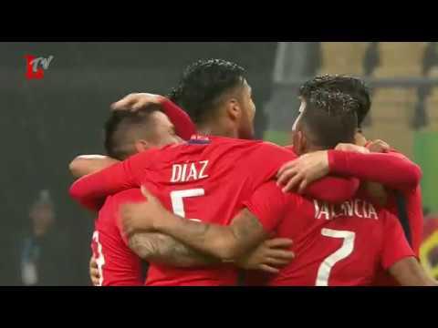 Chile 1 - 1 Croatia (Pen 4-1) (11.01.2017 // by LTV)