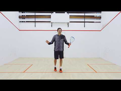 Squash tips: Amateur analysis with Jethro Binns