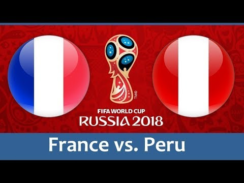 FRANCE VS PERU. All Goals, Skills and Highlights 21/06?2018