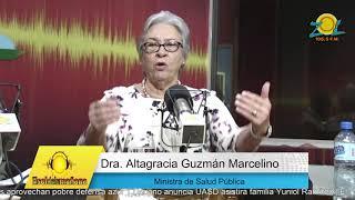 """Dra. Altagracia Guzmán """"está muy vieja para can"""" dialogo con Waldo que usa paros por eleccione"""