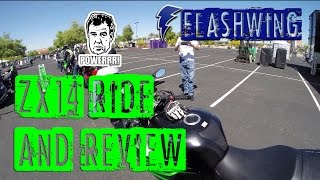 8. Kawasaki ZX14 - First Ride and Review