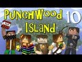 "Punchwood Island E10 ""Deforestation"" (Minecraft Family Survival)"