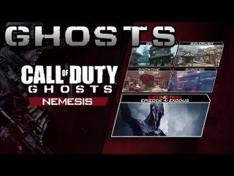 Call of Duty : Ghosts : Nemesis Playstation 3