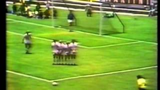 WM 1970: Bobby Moore gegen Brasilien