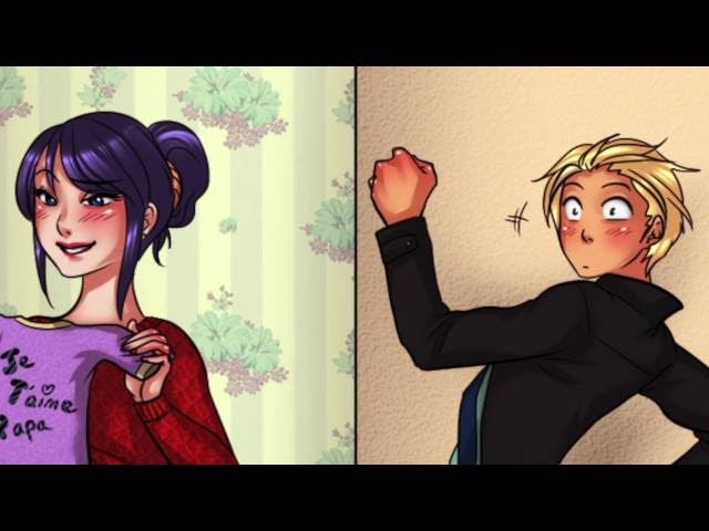 Growing Up Marinette X Adrien