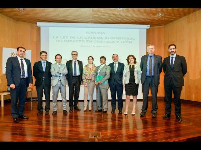 Jornada: La Ley de la Cadena Alimentaria, su impacto en Castilla y León