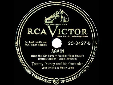 Tommy Dorsey and His Orchestra – Again (1949)