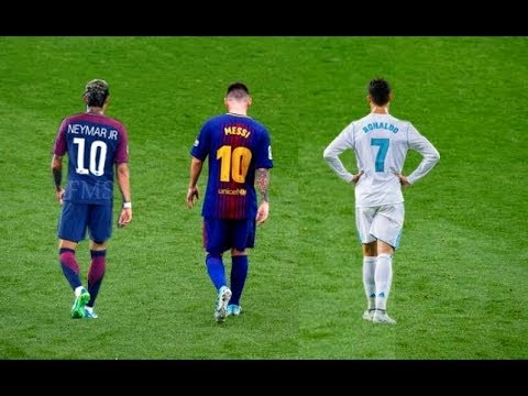 Messi vs Ronaldo vs Neymar ► The Battle of Rivals 2018 - Thời lượng: 11 phút.