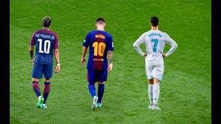 Video Messi vs Ronaldo vs Neymar ► The Battle of Rivals 2018 MP3, 3GP, MP4, WEBM, AVI, FLV Juni 2018