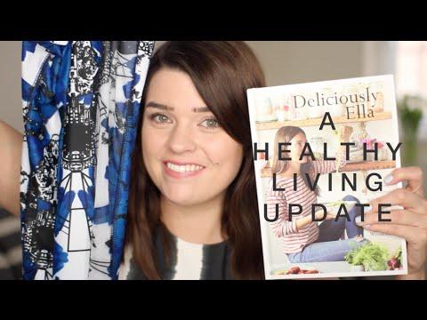 Healthy Living: An Update | ViviannaDoesFitness