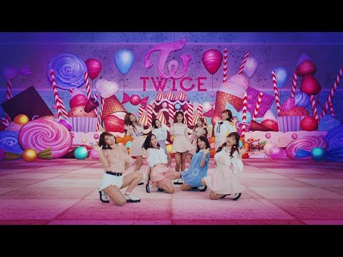 TWICE「Candy Pop」Dance Practice ver. (видео)