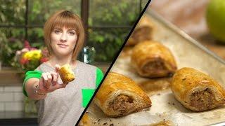 Apple Sausage Rolls | Julie Nolke by Tastemade