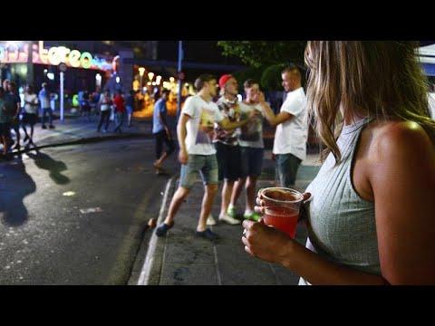 Ισπανία: Τέλος οι κραιπάλες στα τουριστικά θέρετρα με νέο νόμο…