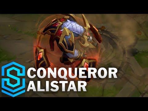 Alistar Chinh Phục - Conqueror Alistar