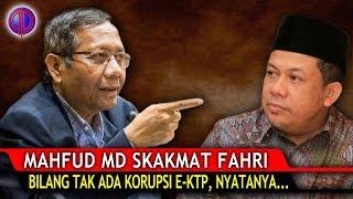 Video Mahfud MD Sk4kmat Fahri! Dia Bilang Tak Ada K0rupsi E-KTP, Nyatanya... MP3, 3GP, MP4, WEBM, AVI, FLV November 2018