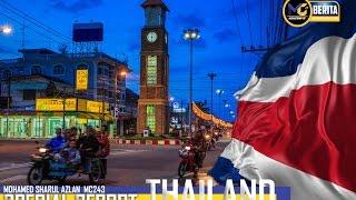 SLUG: SURVIVAL BAHASA MELAYU =ROLL VT= ==INSERT VIS SELATAN THAILAND== ==INSERT SFX LAGU DIKIR SIAM== DURATION: 0:23 SUPER ...