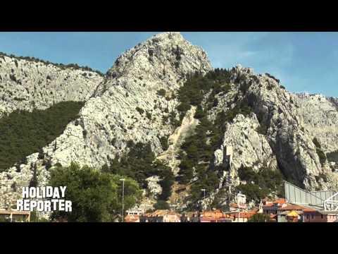 Holiday Reporter Tour von Split über Omis durchs Mosor Gebirge