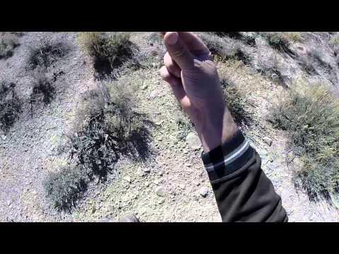 Gold prospecting trip Turned into a Topaz Mountan Gem hunt (видео)