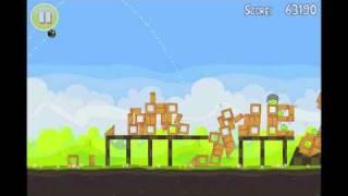 Angry Birds Seasons Golden Egg 14 Walkthrough Easter Eggs