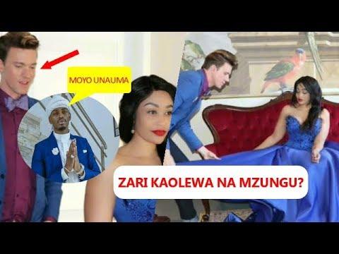 MAKUBWA! Zari Kuolewa Na Mzungu? Vipi Kuhusu Diamond?