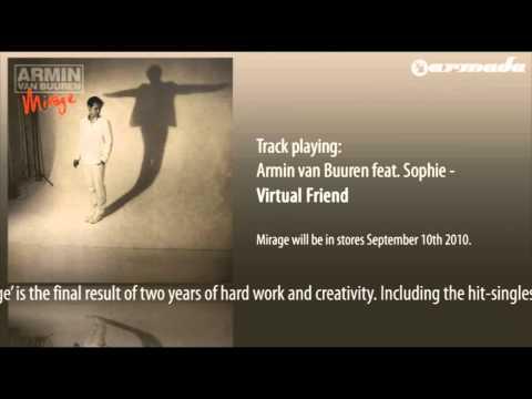 Tekst piosenki Armin van Buuren - Virtual Friend (feat.Sophie) po polsku