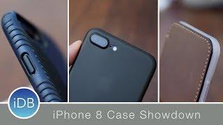 iPhone 8 & 8 Plus Case Showdown - Dozens of Cases from Nomad, Casemate, Spigen, MNML, & More