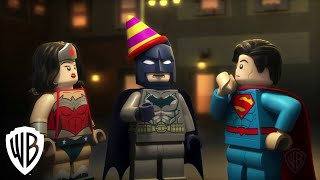 Nonton Batman S Birthday Clip   Lego Dc Comics Super Heroes   Justice League  Gotham City Breakout Film Subtitle Indonesia Streaming Movie Download