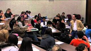 George Howard Music Industry Class - Intro To Business (10/18)